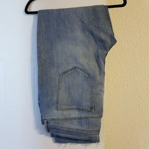 Old navy capris/ankle jeans - perfect straight